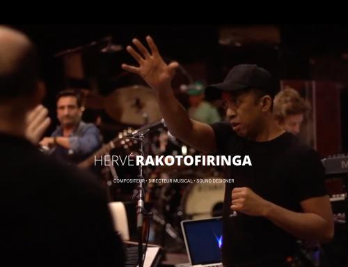 Lancement officiel du site Hervé Rakotofiringa